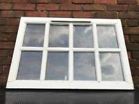 Double Glazed Georgian style Windows (8 available)