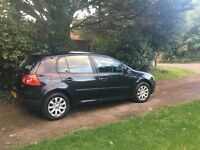 VW GOLF - good condition!