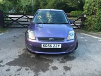 FORD FIESTA 1.4 PETROL 37000 MILES ONLY 10 MONTHS MOT CAT D IMMACULATE CONDITION