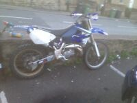 Yamaha YZ 125 fully working engine rebuild