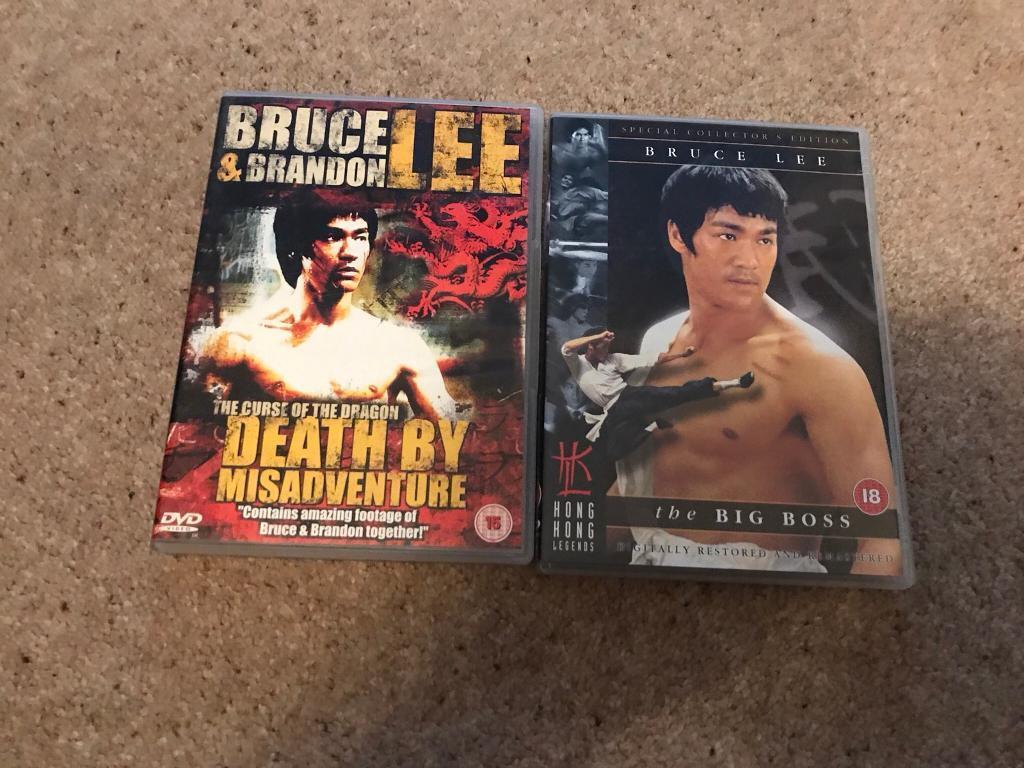 Bruce Lee films