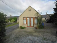 2 bedroom detached house22 back st..newmill,one mile from keith
