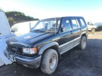 Isuzu trooper petrol breaking spare parts available