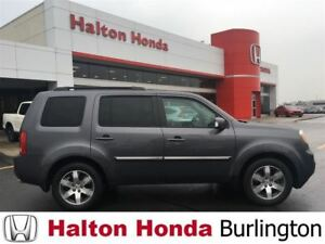 2014 Honda Pilot TOURING|ACCIDENT FREE|SERVICE HISTORY ON FILE
