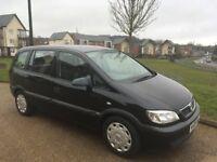 Vauxhall Zafira 2.0 DTi 16v Elegance 5dr 2005 Petrol 7 Seater