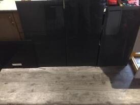 Splash back glass cheep for sale kitchen appliances