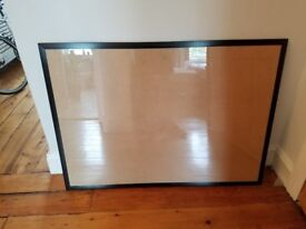 Aluminium Picture Frame A0. 84.1 x 118.4 cm. Free to a good home!