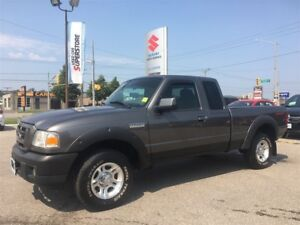 2007 Ford Ranger Sport Super Cab V-6 ~Alloy Wheels
