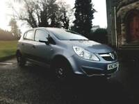 LOW MILAGE VAUXHALL CORSA 1.2*12 MONTHS MOT*56000 MILES*LOW INSURANCE MODEL* fiesta ibiza polo