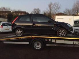 BREAKING FORD FIESTA 2002-2008 CAR PARTS SPARES