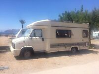 BURSTNER T550 Motorhome LHD -COLLECTION SPAIN-WILL BE IN BENIDORM MAY 23/27