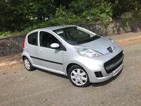 2010 Peugeot 107 1.0 Urban 5 Door ** 68,000 Miles - £20 Year Road Tax **
