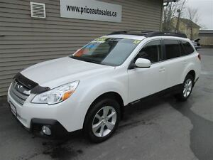 2013 Subaru Outback LIMITED-NAVIGATION-HEATED LEATHER-SUNROOF!!!