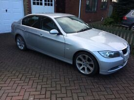 BMW 3-Series For Sale. Excellent condition inside and out. Low mileage, long MOT