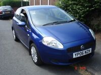 FIAT GRANDE PUNTO 1.2 ACTIVE **LONG MOT**