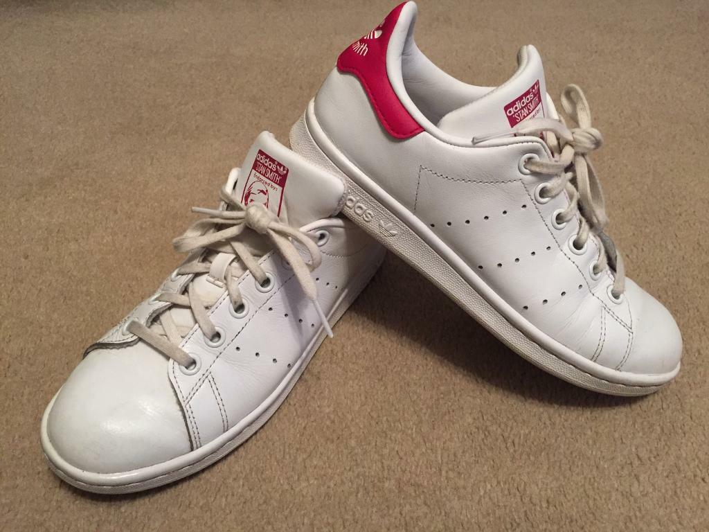 timeless design b438a 669f1 Adidas Stan Smith Pink. Ladies UK Size 4   in Inverness, Highland   Gumtree