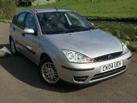 2004 Ford focus 1.6 Lx