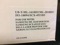 Samsung/dell/xerox laser cartridge