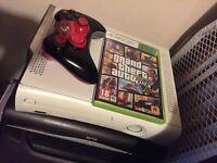 Xbox 360,gta5 and custom controller