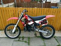 CR250 1989 Evolution Bike, may swap for right car