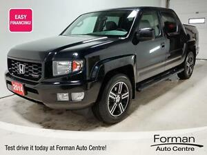 2014 Honda Ridgeline Sport - Accident-free | One owner