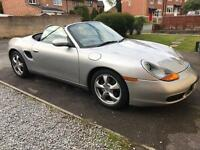 Porsche Boxster 2002 2.7 FSH - awesome car please read. Pos swap