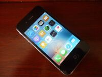 apple i phone 4s,lovely compact slim light weight unlocked mobile phone with charger,any network...