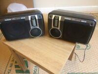 Good mans portable speakers