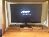 Acer G347HL monitor - good condition - £75 O.N.O