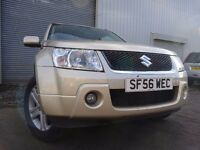 💥56 SUZUKI GRAND VITARA VVT 1.6 4X4,MOT OCT 017,2 KEYS,2 OWNER,PART HISTORY,GREAT 4X4,VERY RELIABLE