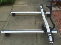 Thule Roof System and Cycle Carrier