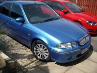 Cheap low mileage 2003 Rover 45