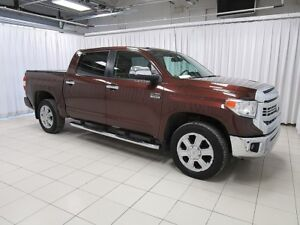 2014 Toyota Tundra WOW!!! RARE CREWMAX 1794 EDITION TUNDRA!! FUL