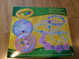 Crayola Friendship bracelet maker