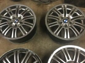 BMW 18x8j wheels