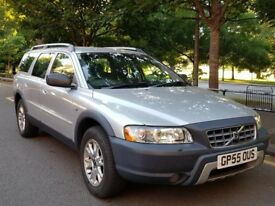 Volvo XC70 D5 AWD SE Lux - auto - 4wd - cruise - heated seats - full service history - low mileage