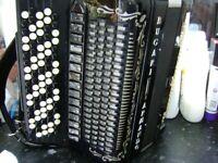 chromatic accordions for christmas