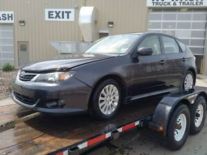 Parting out 2008 - 2011 Subaru Impreza
