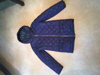 Boy 11-12 joules winter coat