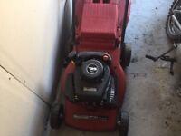 Petrol mower for sale