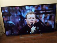 Panasonic Viera 55 Inch 4K Ultra HD Smart LED TV With Freeview HD (Model 55DX600)!!!