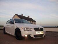 NOVEMBER 2011 BMW 320 D M SPORT 181 COUPE *LOVELY CAR*FULL LEATHER*