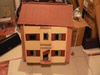 1950's dolls house