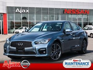 2014 Infiniti Q50 Sport*One Owner*Accident Free