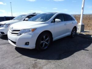 2014 Toyota Venza * V6 * AWD * CUIR * TOIT * MAGS *