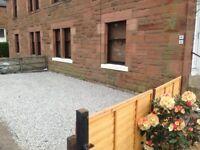 2 Bedroom Ground Floor Flat for Rent Balmoral area Dumfries