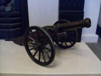 Denix replica Model Louis Xiv Cannon (American civil war period)