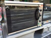 NEW CONVECTION FAN OVEN BAKERY PATISSERIE CAFETERIA CATERING COMMERCIAL RESTAURANT FAST FOOD SHOP