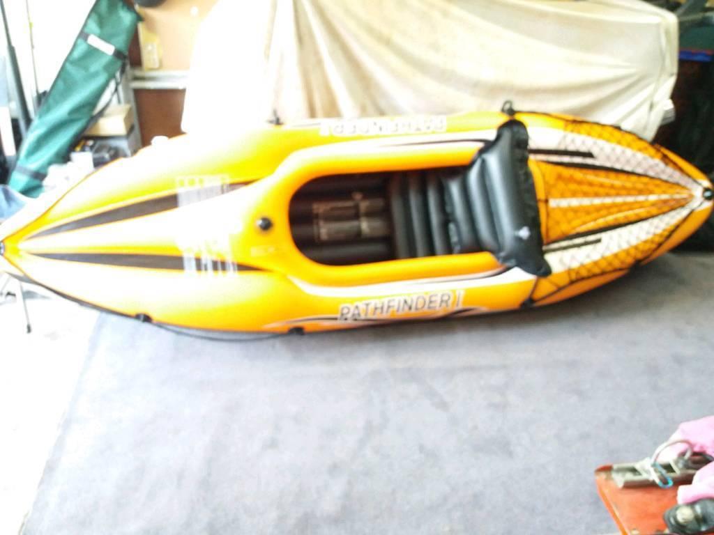 Pathfinder 1 person infallibility kayak | in Plymouth, Devon | Gumtree