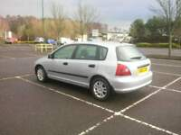 Honda Civic 1.7 cdti Diesel Fully Serviced New MOT Nice and Clean not Astra Megane Golf Focus 308